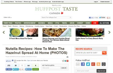 http://www.huffingtonpost.com/2012/05/18/nutella-recipes_n_1525440.html