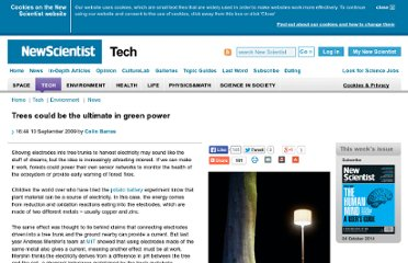 http://www.newscientist.com/article/dn17767-trees-could-be-the-ultimate-in-green-power.html