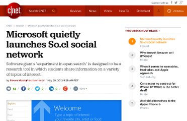 http://news.cnet.com/8301-1023_3-57437881-93/microsoft-quietly-launches-so.cl-social-network/