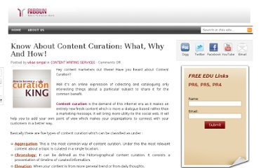 http://blog.ribbun.com/know-about-content-curation-what-why-and-how/