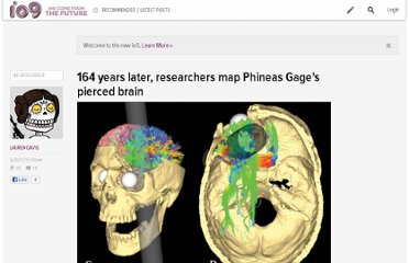 http://io9.com/5911786/164-years-later-researchers-map-phineas-gages-pierced-brain