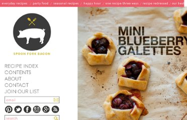 http://spoonforkbacon.com/2012/01/mini-blueberry-galettes/