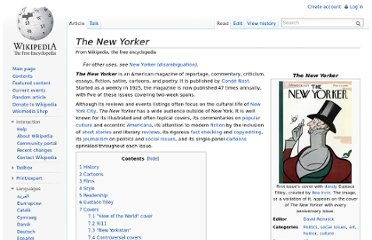 http://en.wikipedia.org/wiki/The_New_Yorker