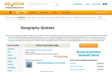 http://www.sporcle.com/games/category/geography