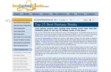 http://www.bestfantasybooks.com/top25-fantasy-books.php