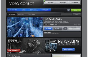 http://www.videocopilot.net/tutorials/smoke_trails/
