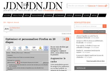 http://www.journaldunet.com/hightech/internet/20-conseils-firefox/