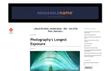 http://householdname.typepad.com/my_weblog/2009/01/photographys-longest-exposure.html