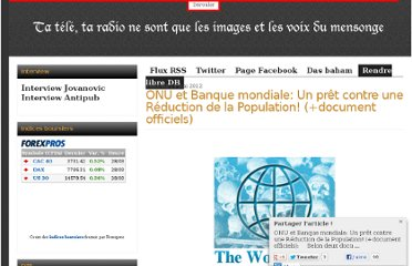 http://www.das-baham.com/article-onu-et-banque-mondiale-un-pret-contre-une-reduction-de-la-population-document-officiels-105384868.html