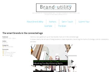 http://www.brand-utility.com/presentations/smart-brands-digital-connected-age-709.htm