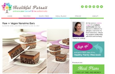 http://www.healthfulpursuit.com/2012/05/raw-vegan-nanaimo-bars/