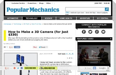 http://www.popularmechanics.com/technology/how-to/tips/how-to-make-a-3d-camera