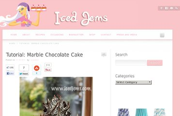 http://www.icedjems.com/2011/01/tutorial-marble-chocolate-cake/