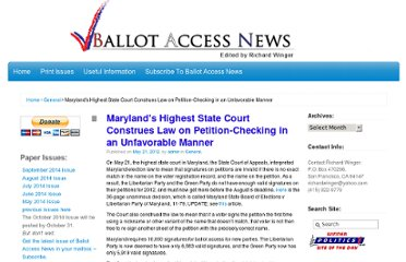http://www.ballot-access.org/2012/05/21/marylands-highest-state-court-construes-law-on-petition-checking-in-an-unfavorable-manner/