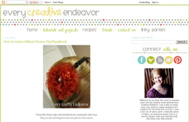 http://www.everycreativeendeavor.com/2010/03/how-to-make-ribbon-flower-clip.html