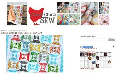 http://www.cluckclucksew.com/2009/09/tutorial-double-hourglass-blocks-easy.html