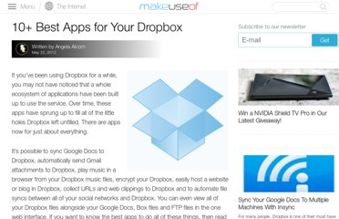 http://www.makeuseof.com/tag/10-apps-dropbox/