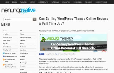 http://nenuno.co.uk/creative/design/can-selling-wordpress-themes-online-become-a-full-time-job/