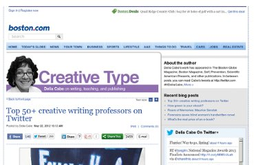 http://boston.com/community/blogs/creative_type/2012/05/top_50_creative_writing_profes.html