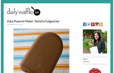 http://dailywaffle.com/2011/06/01/zoku-popsicle-maker-nutella-fudgesicles/