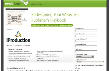 http://www.emediavitals.com/playbooks/website-redesign