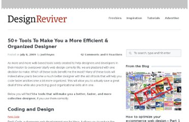 http://designreviver.com/articles/50-tools-to-make-you-a-better-faster-more-collective-designer/