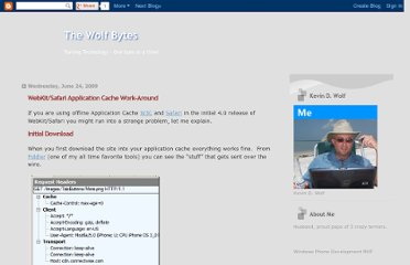 http://new.efficientcoder.net/2009/06/webkitsafari-application-cache-work.html