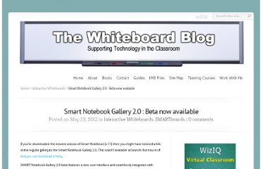 http://www.whiteboardblog.co.uk/2012/05/smart-notebook-gallery-20-beta-now-available/