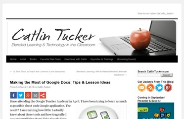 http://catlintucker.com/2012/05/making-the-most-of-google-docs-drive/