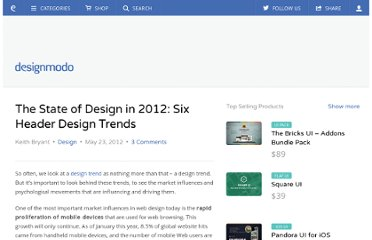 http://designmodo.com/header-design-trends/