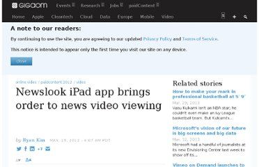 http://gigaom.com/2012/05/23/newslook-ipad-app-brings-order-to-news-video-viewing/