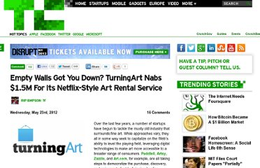 http://techcrunch.com/2012/05/23/turningart-series-a/