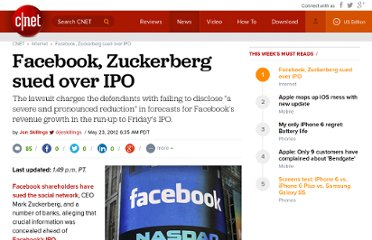 http://news.cnet.com/8301-1023_3-57439918-93/facebook-zuckerberg-sued-over-ipo/