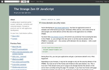 http://jszen.blogspot.com/2005/03/cross-domain-security-woes.html