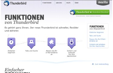 https://www.mozilla.org/de/thunderbird/features/