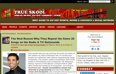 http://www.trueskool.com/forum/topics/the-real-reason-why-they-repeat-the-same-20-songs-on-the-radio-tv