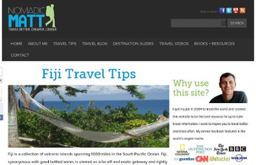 http://www.nomadicmatt.com/travel-guides/fiji-travel-tips/