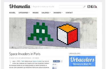 http://www.urbamedia.com/space-invaders-in-paris