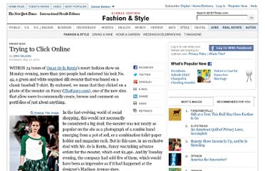 http://www.nytimes.com/2012/05/24/fashion/designers-surprising-online-experiments.html?_r=3