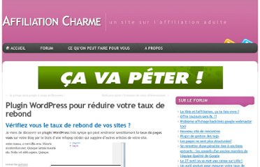 http://www.affiliationcharme.com/utile/2012/plugin-worpdress-taux-rebond-4974/#