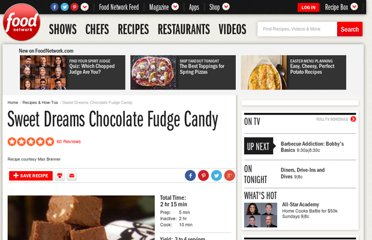 http://www.foodnetwork.com/recipes/sweet-dreams-chocolate-fudge-candy-recipe/index.html
