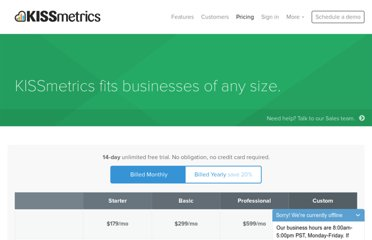 http://www.kissmetrics.com/pricing