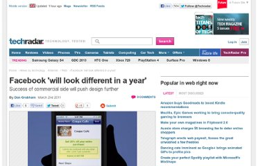 http://www.techradar.com/news/internet/web/facebook-will-look-different-in-a-year-932576