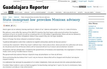 http://www.guadalajarareporter.com/news-mainmenu-82/national-mainmenu-86/26728-state-immigrant-law-provokes-mexican-advisory.html