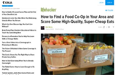 http://lifehacker.com/5912937/how-to-find-a-food-co+op-in-your-area-and-score-some-super+cheap-eats