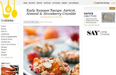http://www.thekitchn.com/early-summer-recipe-apricot-almond-strawberry-crumble-with-almond-171573