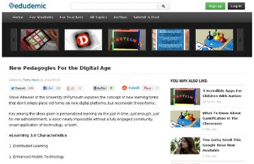 http://edudemic.com/2012/05/new-pedagogies-for-the-digital-age/