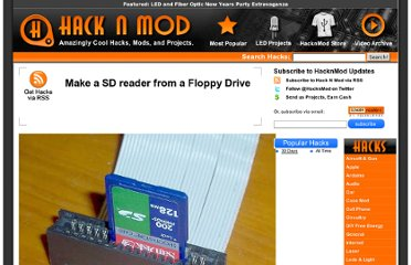 http://hacknmod.com/hack/make-a-sd-reader-from-a-floppy-drive/