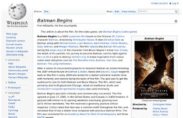 http://en.wikipedia.org/wiki/Batman_Begins