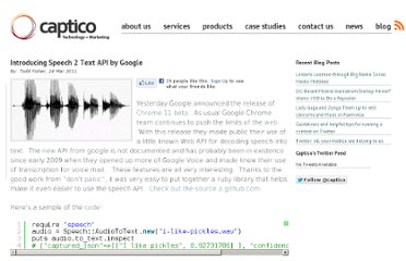 http://captico.com/introducing-speech-2-text-api-by-google/2011/03